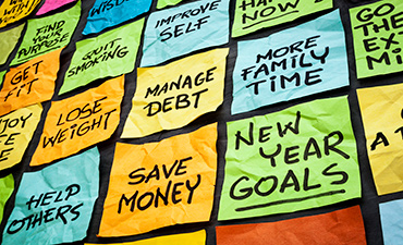 Tips to Stick to your New Year's Resolution