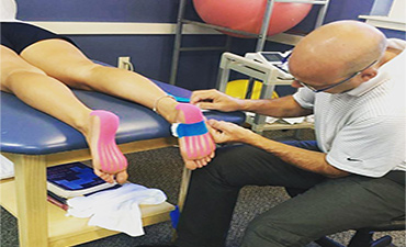 KinesioTaping at Mobility Plus