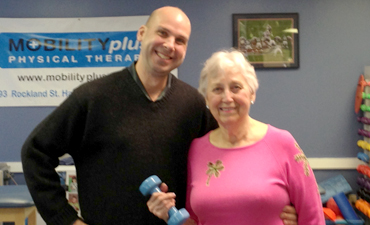 Staying Fit and Healthy With Age